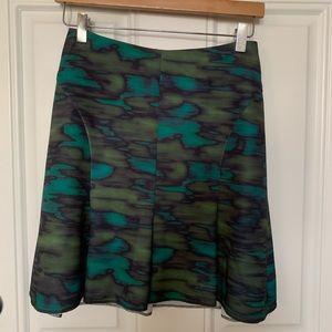 Nanette Lepore Camouflage print Skirt Size 0